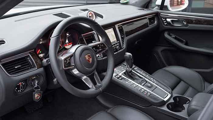 Hohe Erwartungen liegen auf dem Porsche Macan.
