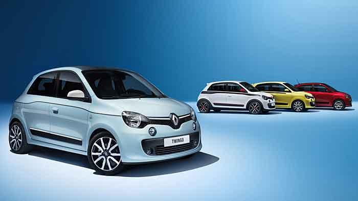 Kompletter Neuanfang für Renault Twingo