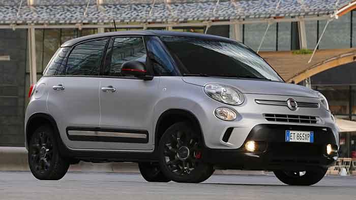 Fiat 500 der Nächste
