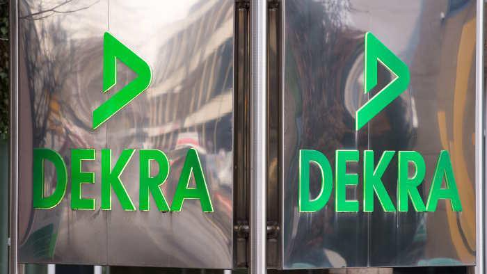 Die Prüforganisation Dekra
