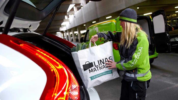 Volvo macht den Kofferraum zur Paketstation.