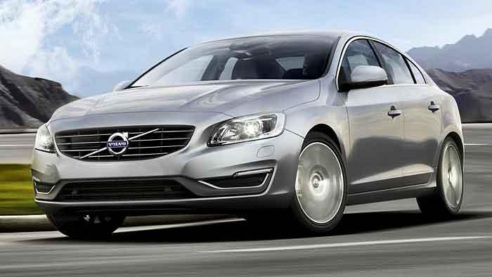 Der gar nicht so betagte Fünfzylinder des Volvo S60 wird bald abgelöst.