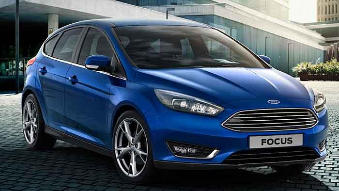 Ford schickt den Focus in die zweite Lebenshälfte.