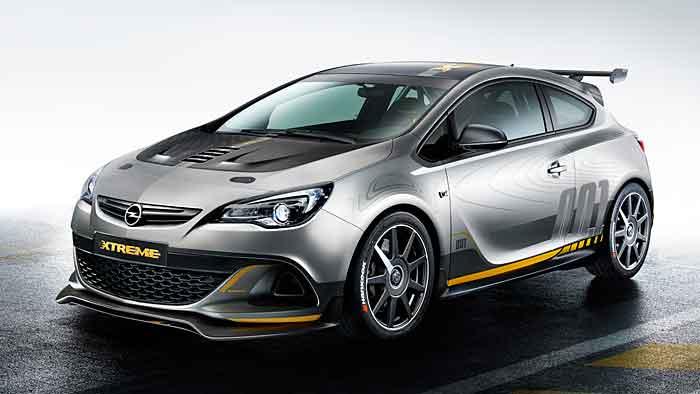 Die Chancen des Opel Astra OPC Extreme auf eine Kleinserie sind vorhanden.