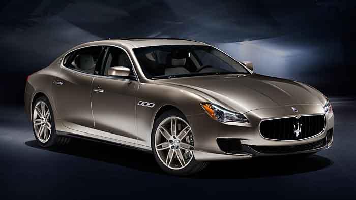 Die Sonderserie des Maserati Quattroporte ist auf 100 Einheiten limitiert.