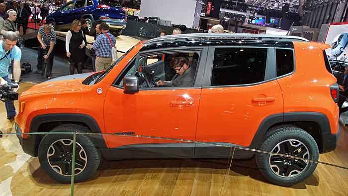 Jeep entert Mini-SUV-Segment