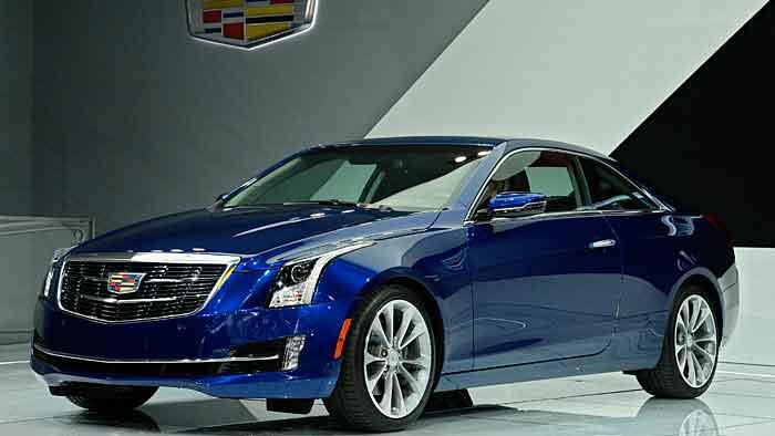 Das Cadillac ATS Coupé bereichert auch die europäische Angebots-Palette.