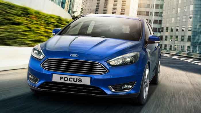 Ford stattet den Diesel des Focus ST mit 182 PS aus.