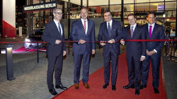 Deutschland für Seat «Motor des Wachstums»