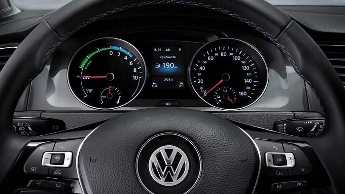 VW Elektro-Golf