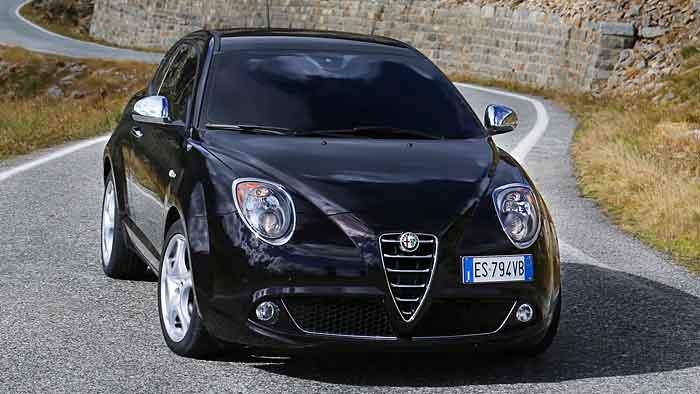 Alfa Romeo verleiht dem Mito mehr Kraft.