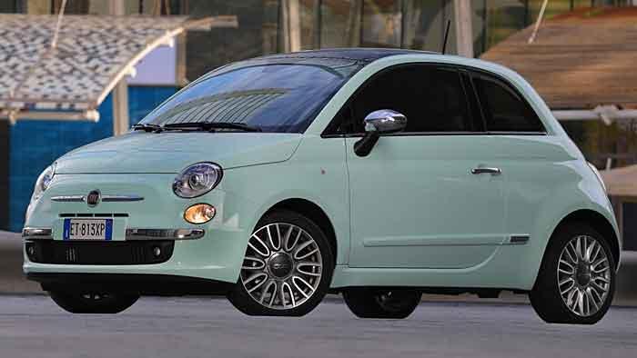 Den Fiat 500 gibt es in der neuen Ausstattungsvariante Cult.