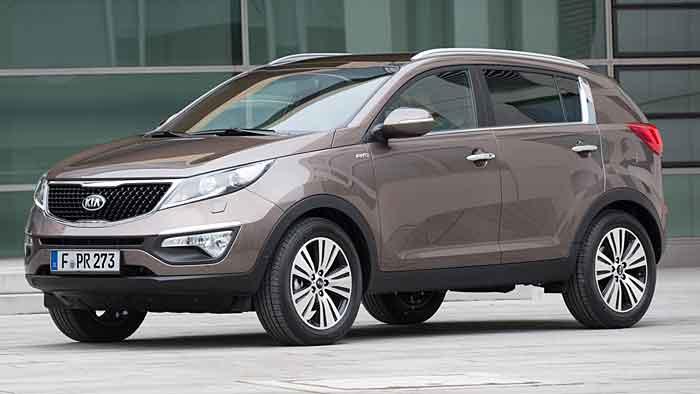 Der Kia Sportage erhält eine neue Topmotorisierung.