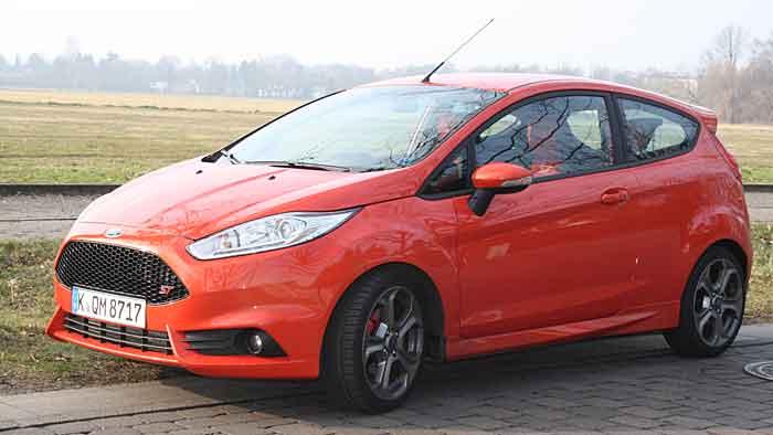Ford will die Produktion des Kleinwagens Fiesta drosseln.