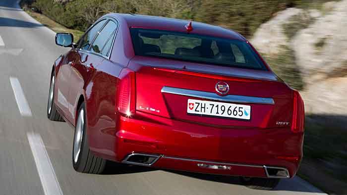 Mit dem CTS startet Cadillac einen neuen Anlauf in Europa.