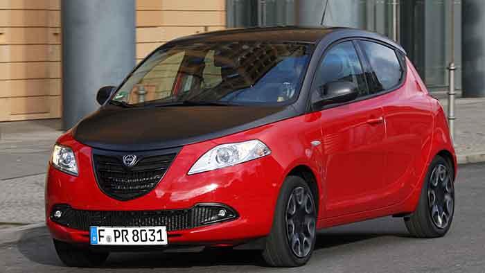 Lancia zieht sich auf den italienischen Markt zurück.
