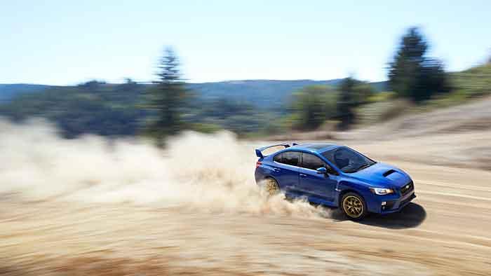 Subaru gibt Preis für neuen WRX STI bekannt