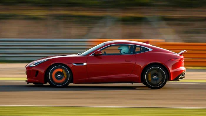 Der Jaguar F-Type