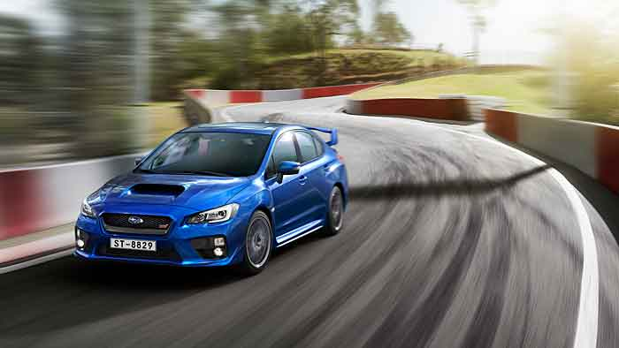 Subaru WRX STI: Konkurrenz belebt das Geschäft