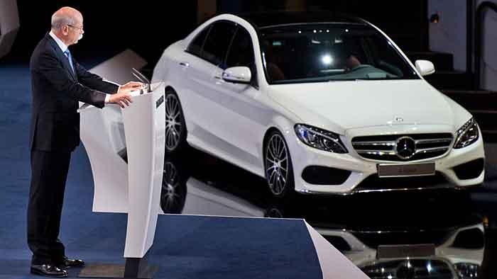 Daimler-Chef Zetsche ruft Beginn der «Erntezeit» aus