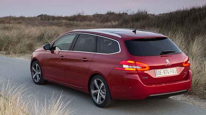 Die Preise für den Peugeot 308 SW beginnen bei 19.250 Euro.