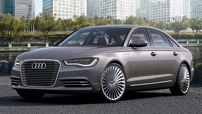 Der Audi A6 L war bisher in China sehr beliebt.