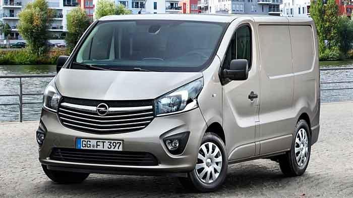 Opel hat den Vivaro neu aufgelegt.