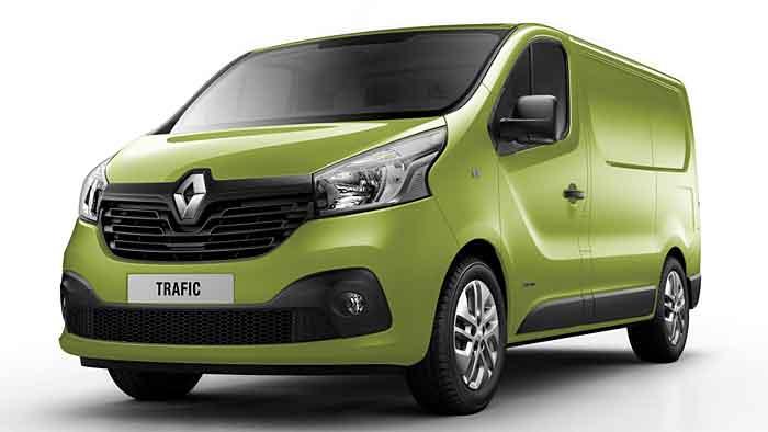 Renault hat den Trafic neu aufgelegt.