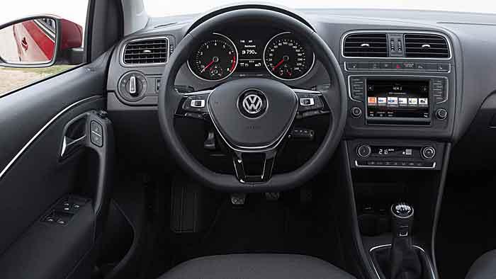 VW hat den Polo besonders unter der Haube stark erneuert.