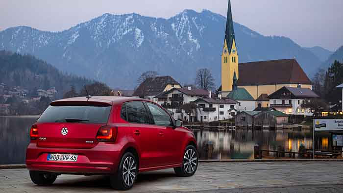 Der VW Polo kommt bei den Kunden an.