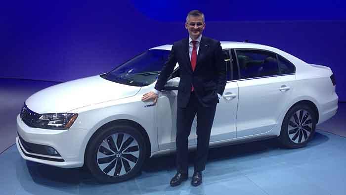 VW ändert Strategie für USA