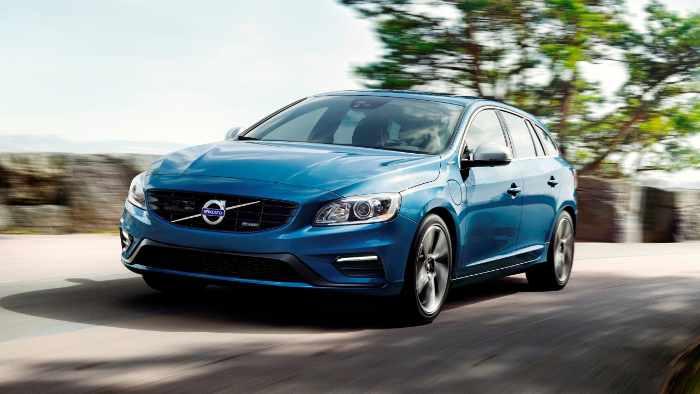 Volvo V60 Plug-in-Hybrid nun mit R-Design