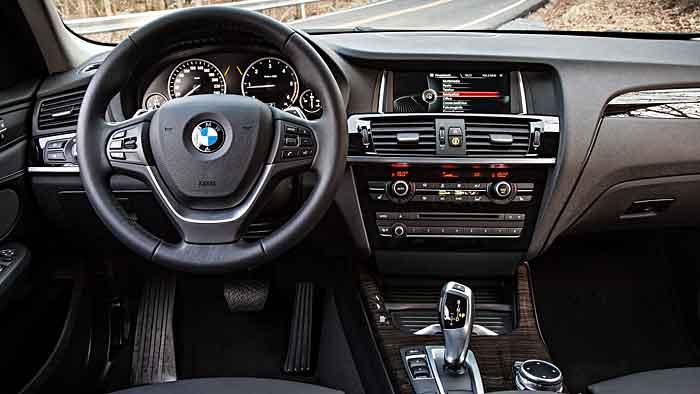 Der BMW X3 ist der Vorreiter des neuen Baukastens.