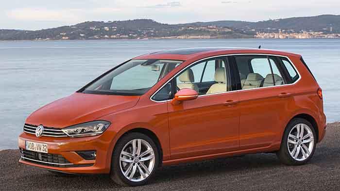 VW Golf Sportsvan: Der variante Golf