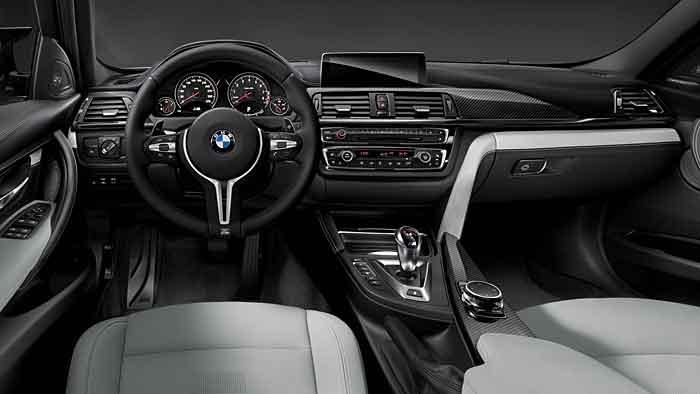 Der BMW M3 macht auf der Rennstrecke eine gute Figur.