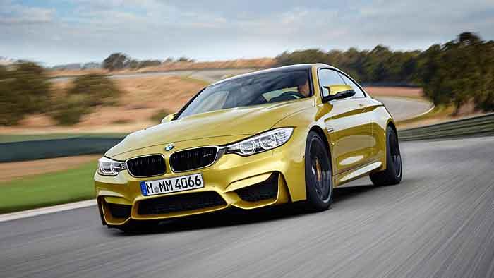 Der BMW M4 macht auf der Rennstrecke eine gute Figur.