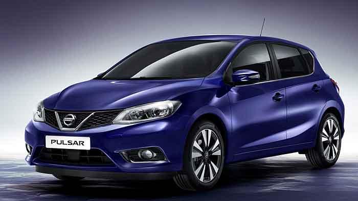 Nissan schließt mit Pulsar kompakte Lücke