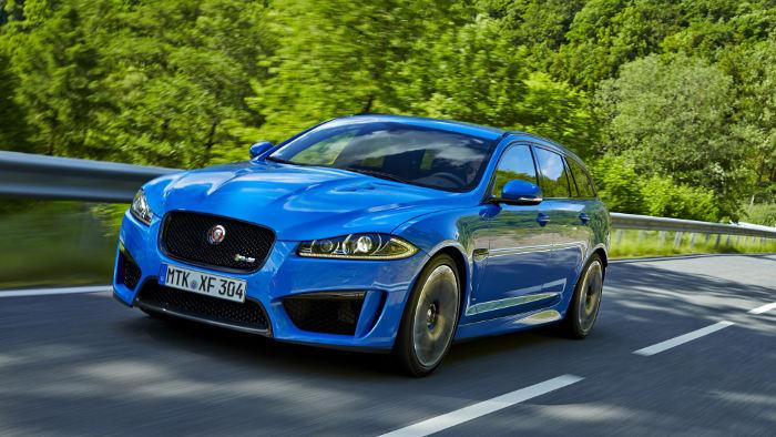 XFR-S Sportbrake: Gepard unter den Jaguars