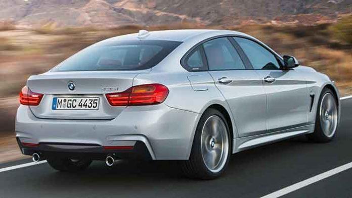 Das BMW 4er Gran Coupé