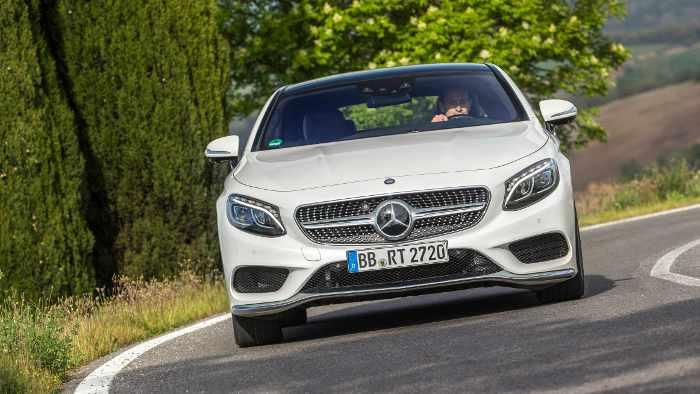 Die S-Klasse bringt Mercedes hohe Gewinne ein.