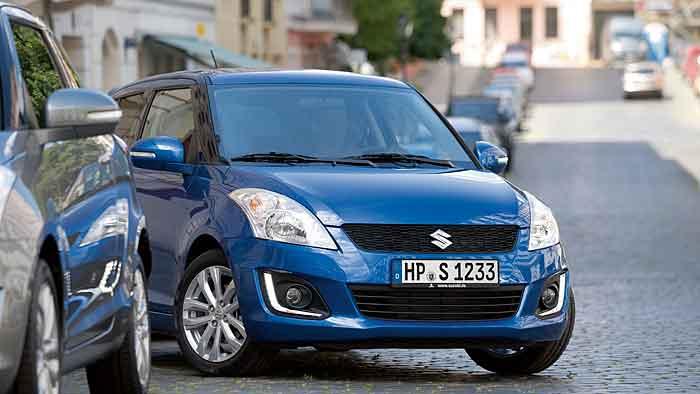 Neuer Motor für Suzuki Swift