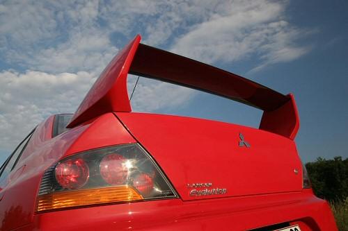 Lancer Evo IX: Mitsubishis Antwort auf 911er