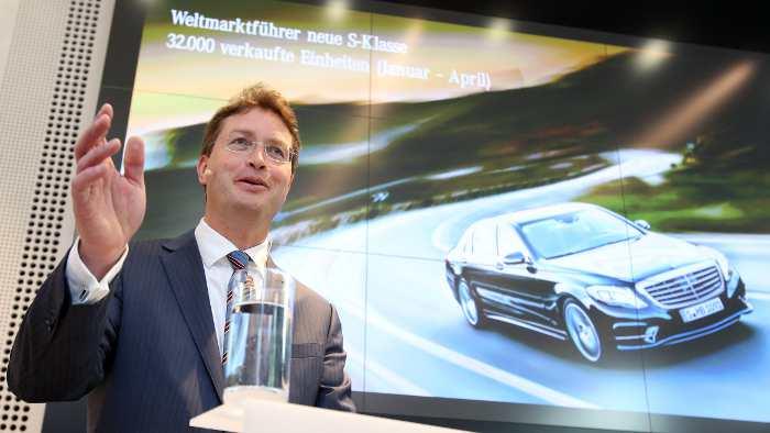 Daimler beruft Källenius in den Vorstand
