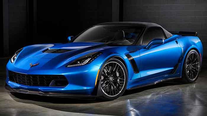 Die Corvette Z06 ist das stärkste Geschoss in der Unternehmensgeschichte.