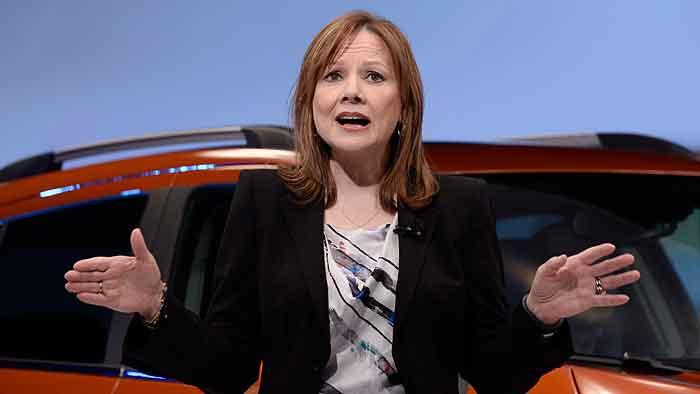 GM-Chefin Mary Barra räumt auf