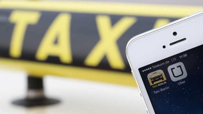 Uber droht Ärger in Kanada.