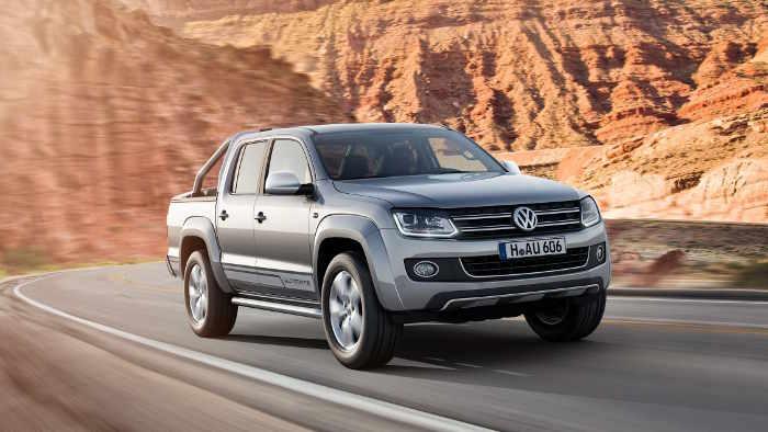 VW Amarok Ultimate: Spitzenmodell der Baureihe