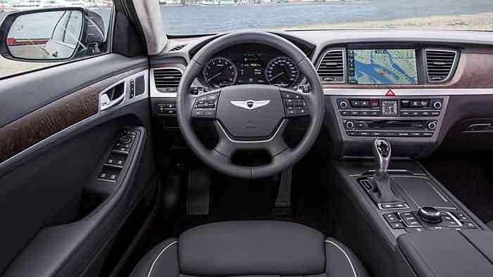 Hyundai hat den Genesis ins Luxussegment gehievt.