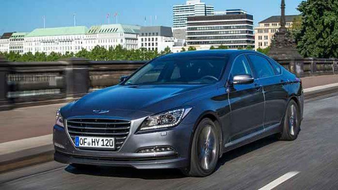 Aus der Genesis Limousine erwächst die neue Luxusmarke von Hyundai.