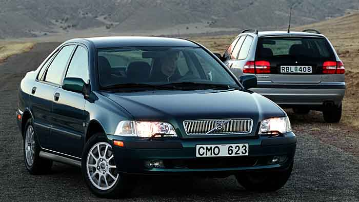 Der Volvo S40/V40 weist überdurchschnittlichen Verschleiß auf.